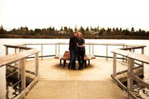Engagement Photography Swan Lake Victoria BC-1