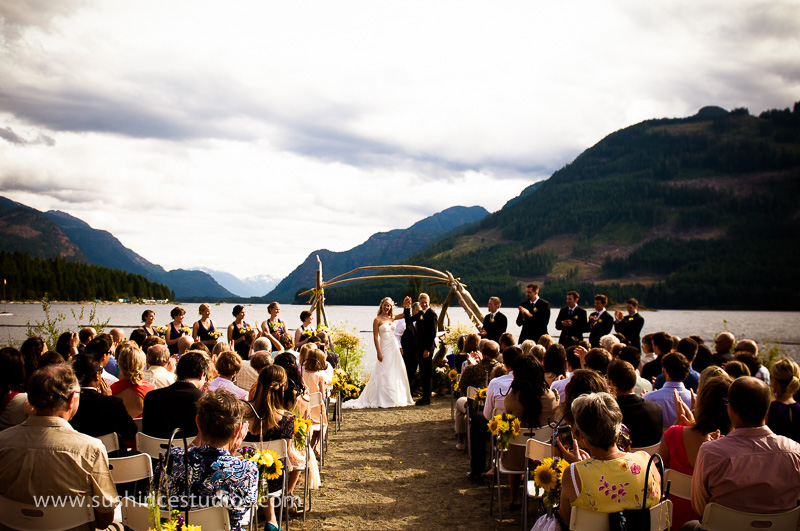 Strathcona Park Lodge Wedding Photography-2